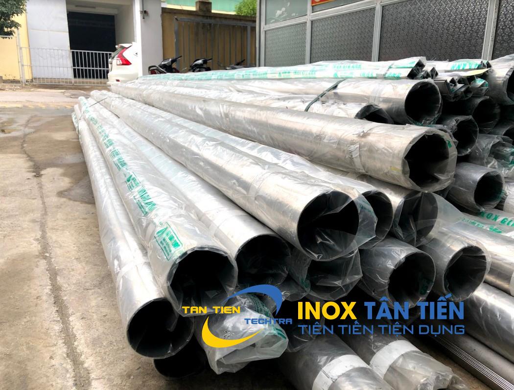 báo giá ống inox công nghiệp