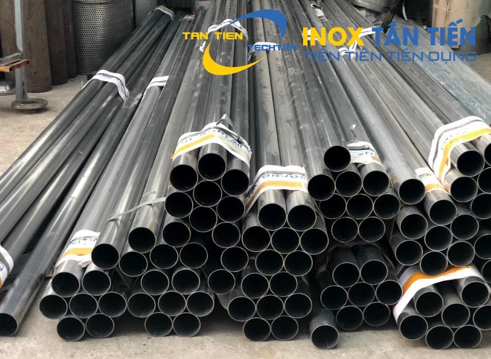 ống inox 201